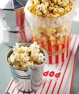 Flavoured Popcorn recipe image