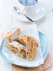 Whole Grain Biscotti Recipe - Baking