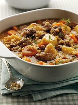 Irish Stew Recipe with Barley