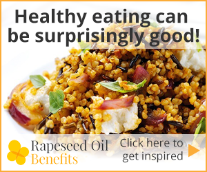Mumsnet Rapeseed Oil Benefits Banner